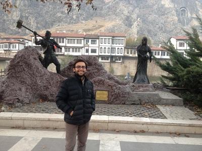 Şehzadeler Gezi Yolu Ferhat ile Şirin