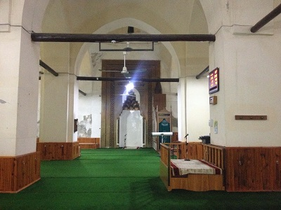 Amasya Gök Medrese Cami