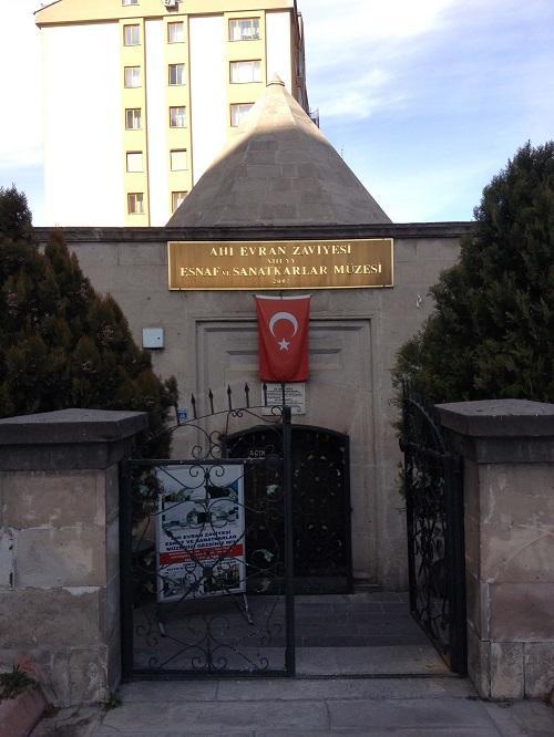 Kayseri Ahi Evran