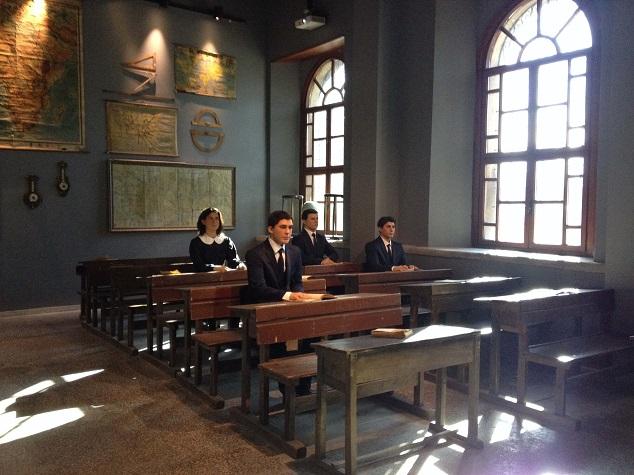 Kayseri Lisesi Sınıf