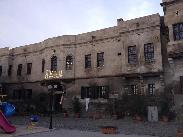 Kayseri Mahallesi Avlu Restaurant