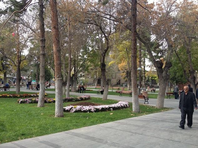 Kayseri Park Bahçe