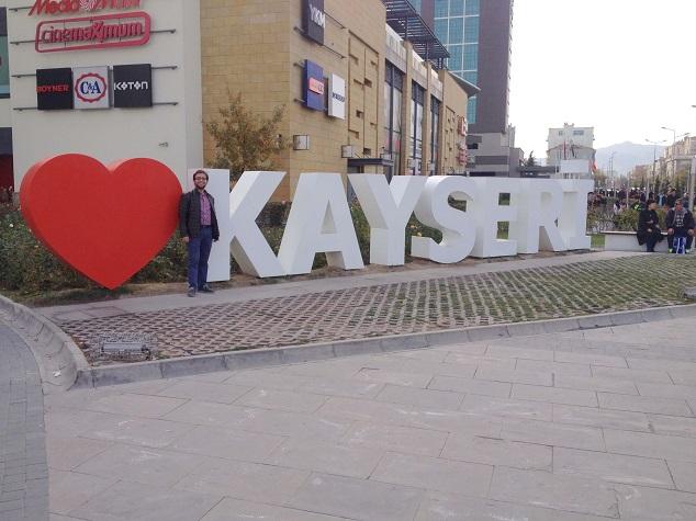 Kayseri Rehberi