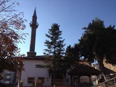 Merzifon Çelebi Mehmet Cami