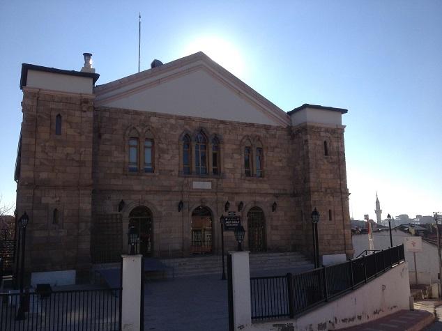 Merzifon Ermeni Protestan Kilisesi