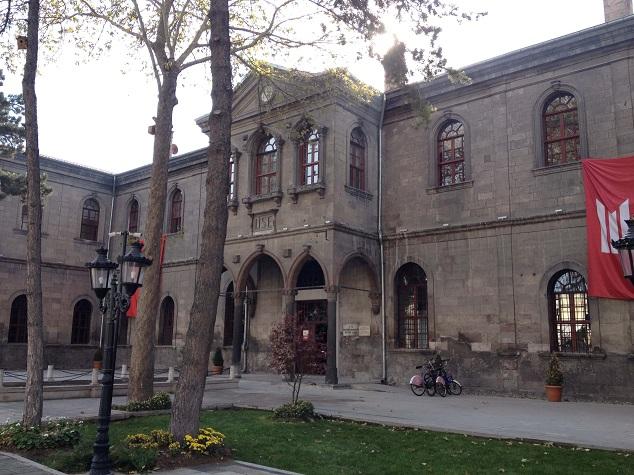 Tarihi Kayseri Lisesi
