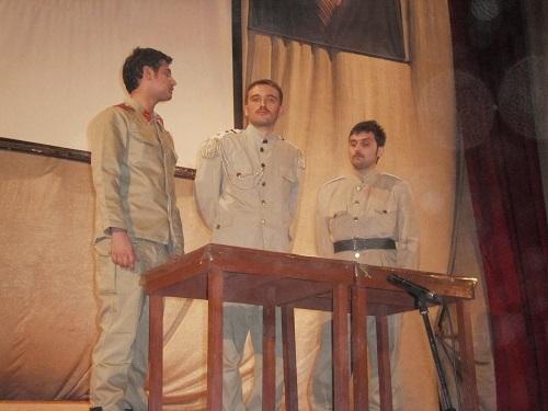 Çanakkale Savaşı Tiyatro Metni