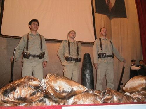 Çanakkale Savaşı Tiyatro Oyunu