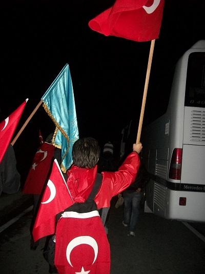 19 Mayıs Gece Yürüyüşü