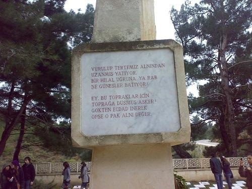 Günübirlik Çanakkale Şehitlik