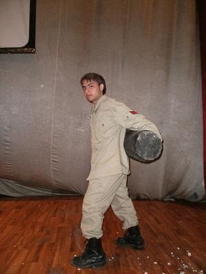 Seyit Onbaşı Oyuncu