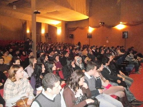 Tiyatro Seyirci