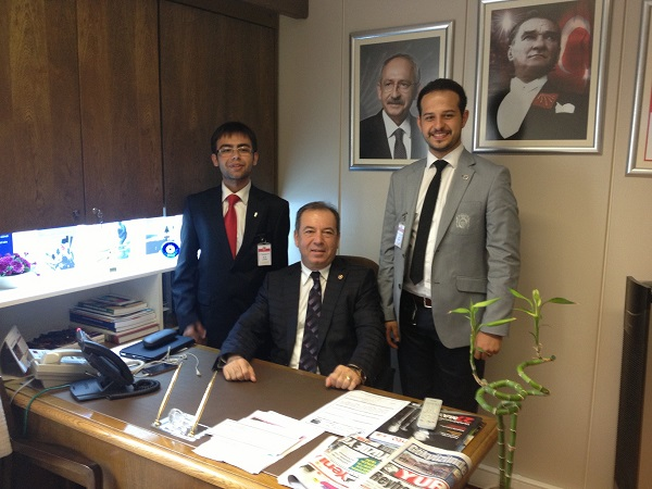 Çanakkale CHP Milletvekili