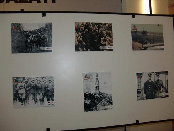 Çanakkale Savaşı Fotoğraf Sergisi