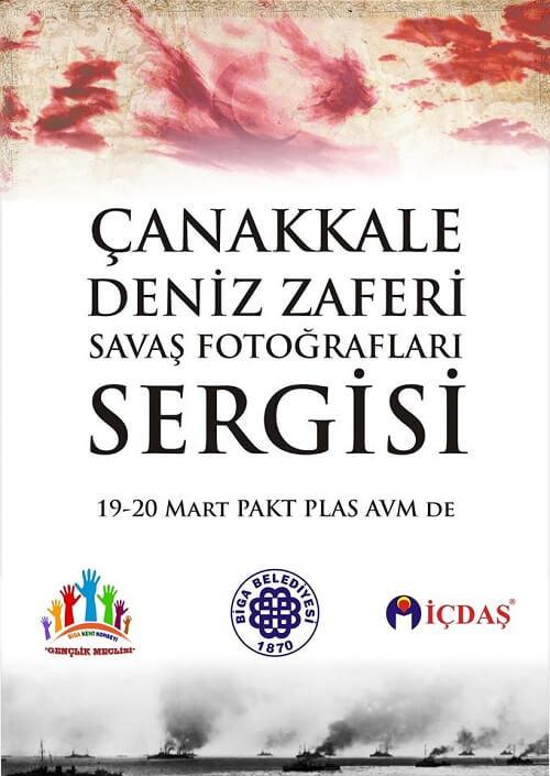 Çanakkale Savaşı Sergi