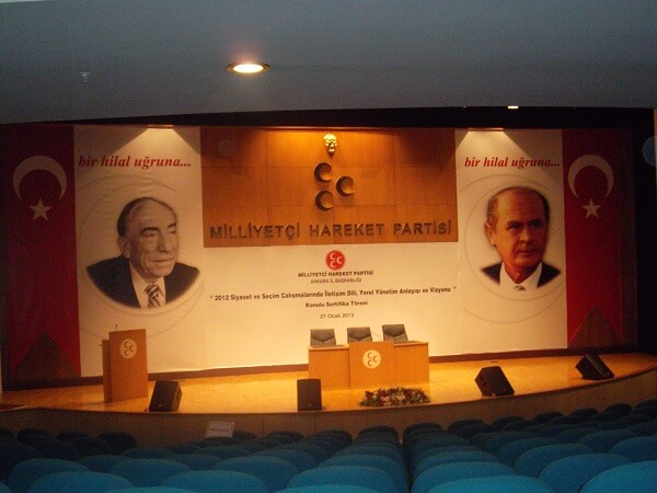 MHP Toplantı