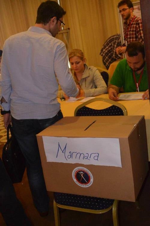 Marmara Bölgesi Seçim