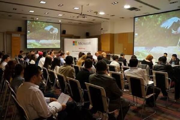 Microsoft STK Buluşması