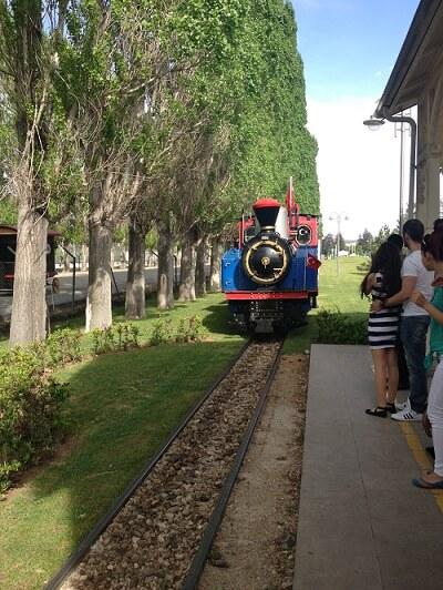 Sazova Tren