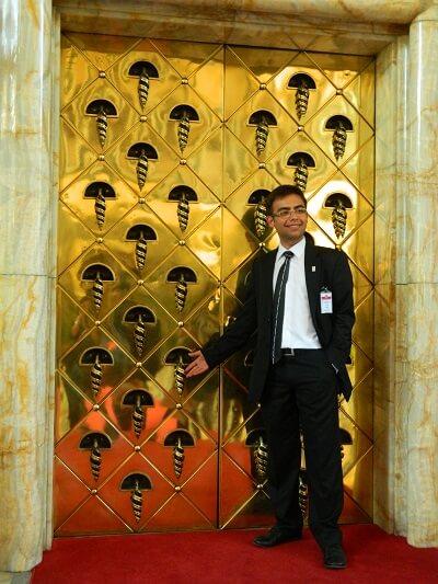 TBMM Altın Kapı