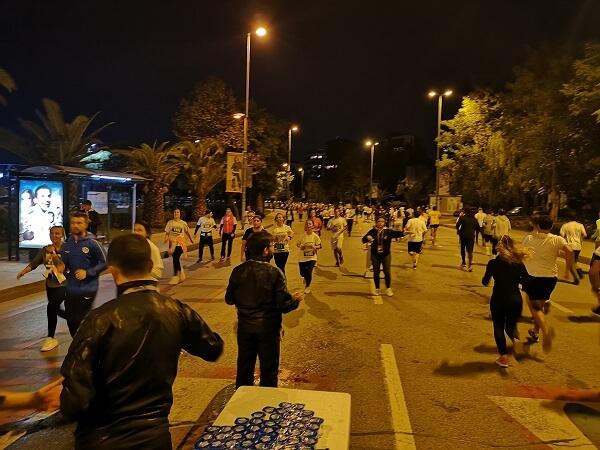 İBB RUNTOFD Gece Koşuları
