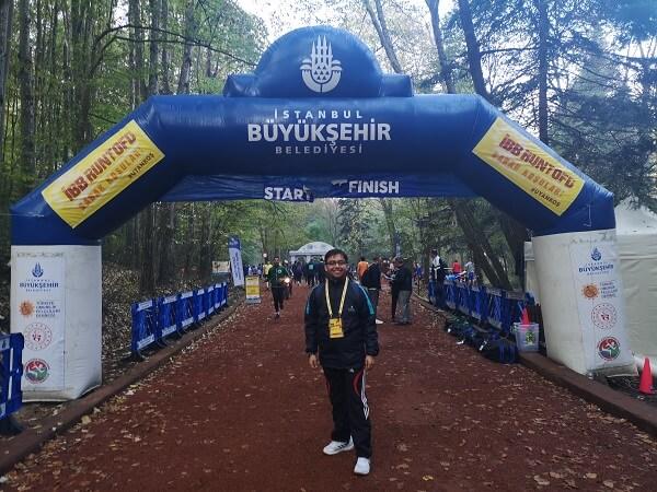 İBB RUNTOFD Sabah Koşuları Belgrad Ormanı