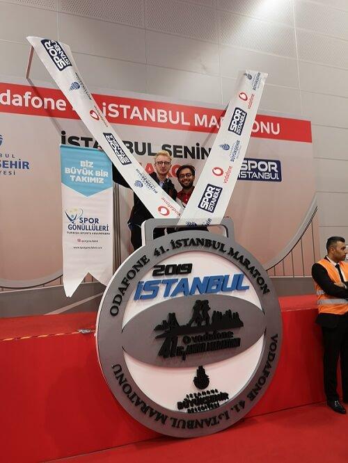 İstanbul Maratonu ve Spor Fuarı