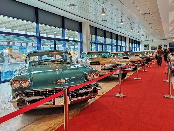 İstanbul Park Otomobil Müzesi