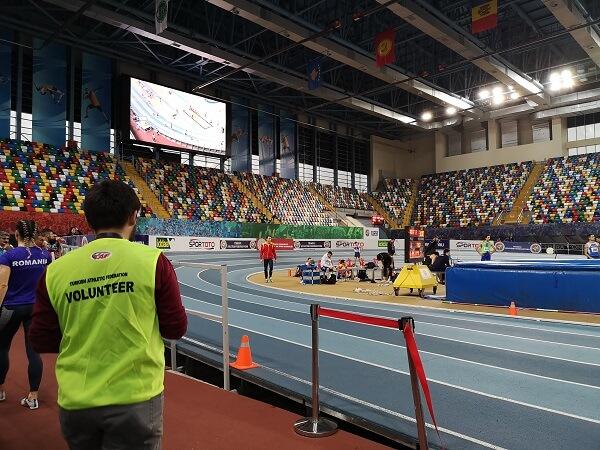 Balkan Indoor Championships