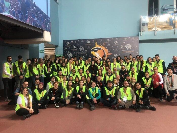 Balkan U20 Salon Atletizm Şampiyonası