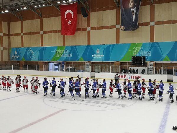 Kıtalararası Buz Hokeyi Kupası