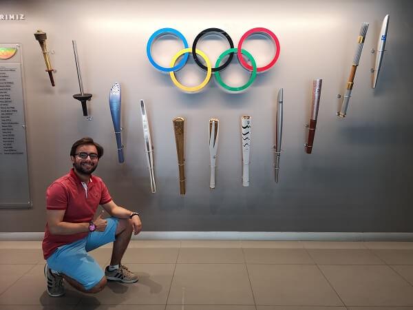 Olimpiyatevi