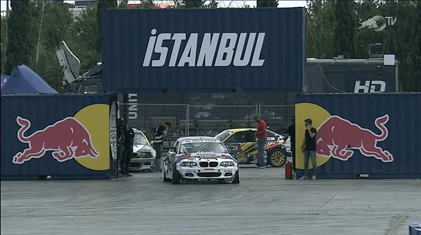 Red Bull Car Park Drift Final İstanbul