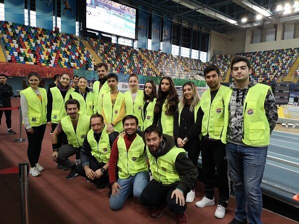 Spor Gönüllüleri