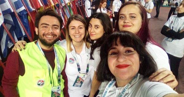 Sport Volunteers