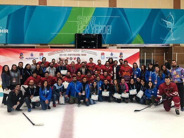 Zeytinburnu Belediyesi Spor Kulübü Buz Hokeyi Takımı
